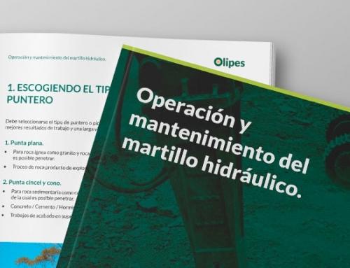 ¡Noticia! – Manual de Operación y Mantenimiento del Martillo Hidráulico